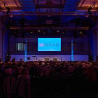 """5.10.17: """"Wir müssen reden"""" Halle 5, Zeche Zollverein ©Kandalowski/Gieseler"""