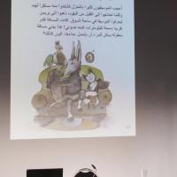 5.10.17: Die Bremer Stadtmusikanten auf Arabisch ©Kandalowski/Gieseler