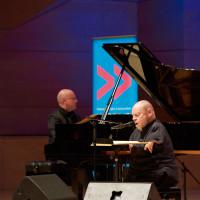 lit.RUHR 2018: Frank Chastenier am Klavier und Thomas Quasthoff © Palazzo