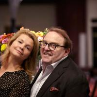 lit.RUHR 2018: Annette Frier und Gustav Peter Wöhler © Palazzo