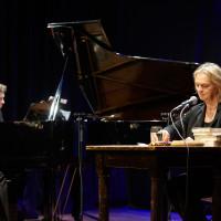 lit.RUHR 2018: Elke Heidenreich mit Marc-Aurel Floros am Klavier © Palazzo