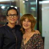 lit.RUHR 2018: Claudia Michelsen und Angela Spizig © Palazzo