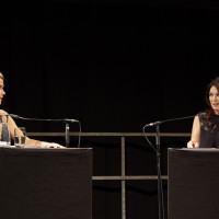 lit.RUHR 2018: Anke Engelke und Iris Berben © Palazzo