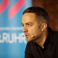 lit.RUHR 2019: Robert M. Sonntag © plzzo.com/lit.RUHR