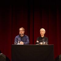 lit.RUHR 2019: Bjarne Mädel und Cordula Stratmann © plzzo.com/lit.RUHR