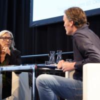 lit.RUHR 2019: Ute Wegmann und Menno Metselaar © plzzo.com/lit.RUHR
