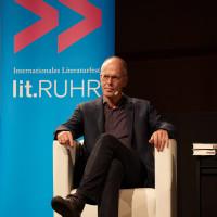 lit.RUHR 2019: Lutz Raphael © plzzo.com/lit.RUHR