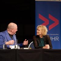 lit.RUHR 2019: Jörg Thadeusz und Katja Riemann bei der Lesung von Anika Decker © plzzo.com/lit.RUHR