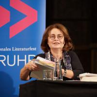 lit.RUHR 2019: Olga Mannheimer © plzzo.com/lit.RUHR