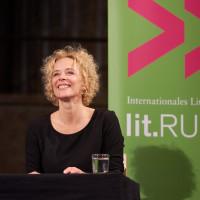 lit.RUHR 2019: Katja Riemann © plzzo.com/lit.RUHR
