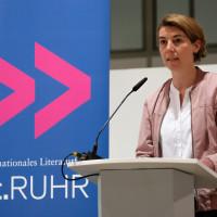 lit.RUHR 2020: Rieke Brendel (Produktionsleitung lit.RUHR) I Fotocredit: Ralf Juergens/ lit.RUHR