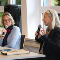 lit.RUHR 2021: Kirsten Boie & Ute Wegmann ©Ast/Juergens