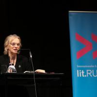 lit.RUHR 2021: Elke Heidenreich ©Ast/Juergens