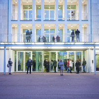 4.10.17: Eröffnungsala der lit.RUHR in der Philharmonie Essen ©Kandalowski/Gieseler