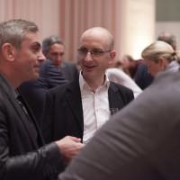 4.10.17: Wladimir Kaminer und Jakob Hein ©Kandalowski/Gieseler