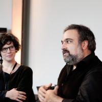 4.10.17: Mehrdad Zaeri und Eva Schuderer ©Kandalowski/Gieseler