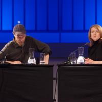 8.10.17: Robert Gwisdek und Corinna Harfouch